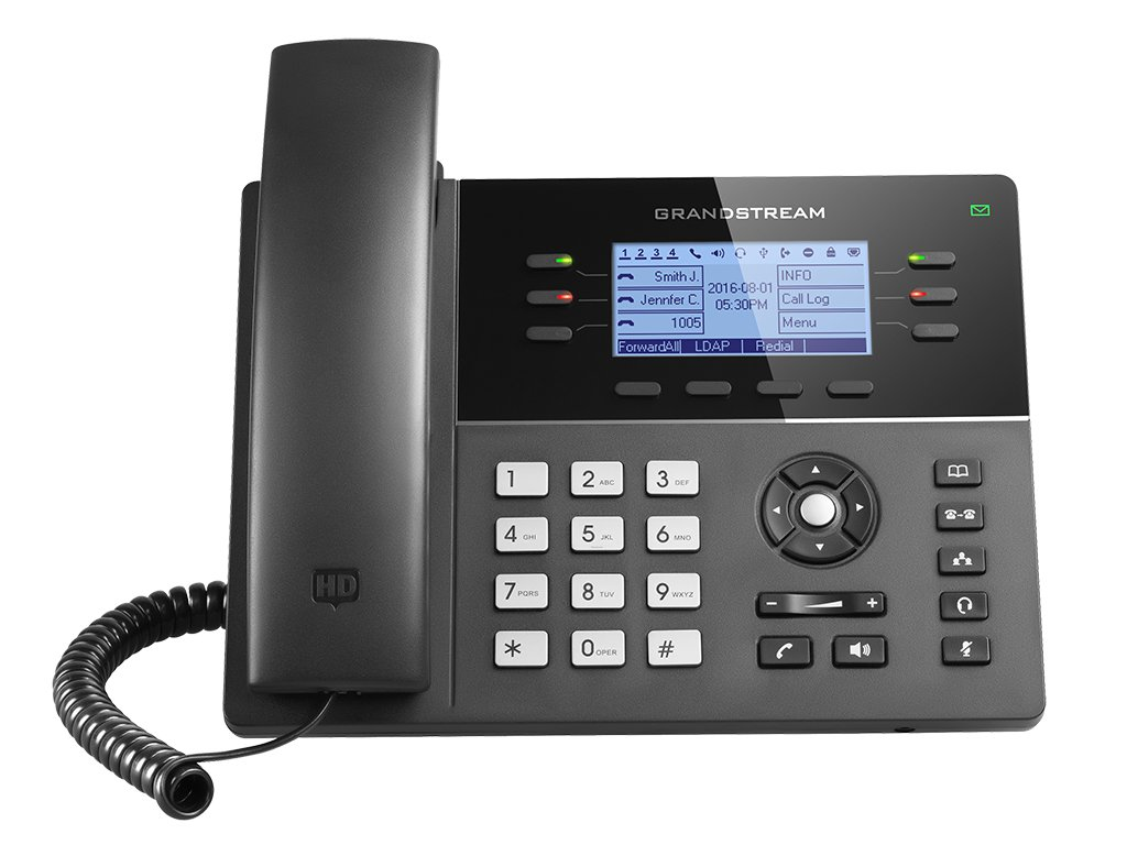 Grandstream GXP1760W VoIP Phone