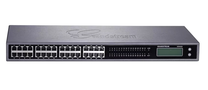 Grandstream GXW4232 - 32 Port FXS Gateway