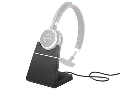 Jabra 1420739 headset front