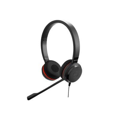 Jabra 30DUO-II Headset Front