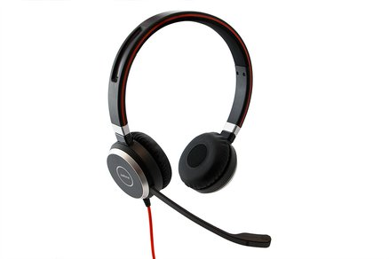 Jabra Evolve 40 Duo Headset