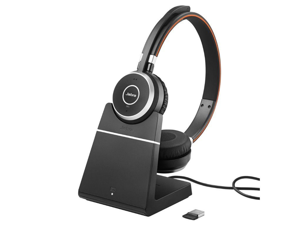 Evolve 65 MS Stereo & Stand