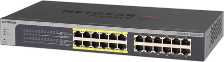 Netgear JGS 524 Switch Front