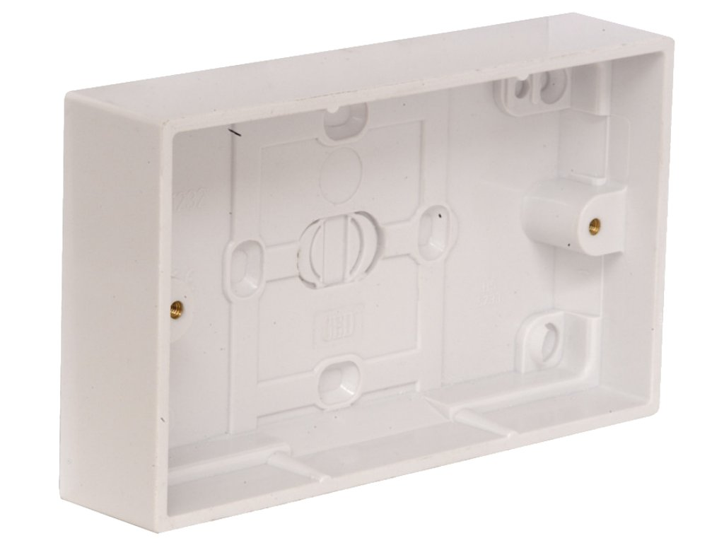 Double Back Box 32mm
