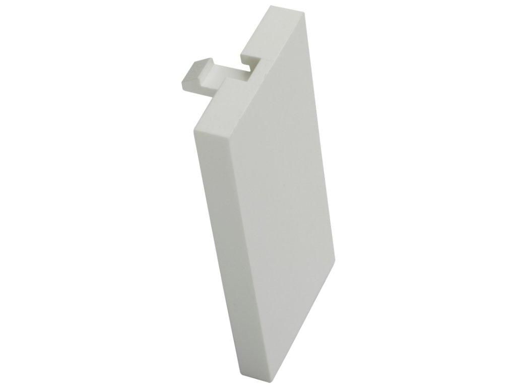 Euro module half blank