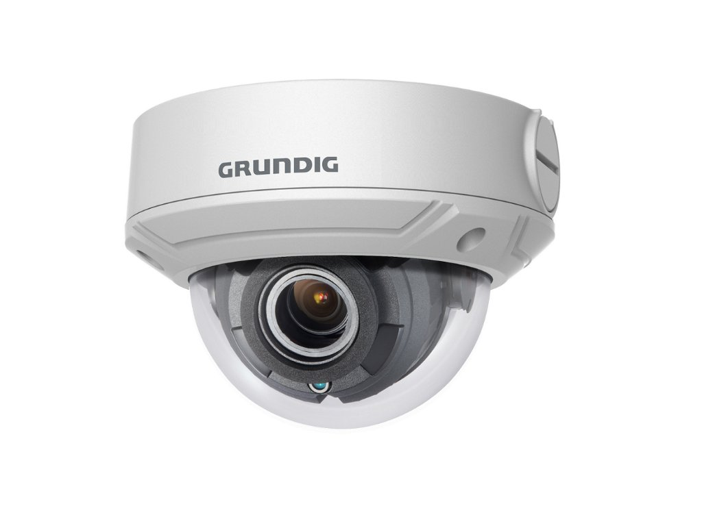 Grundig GD-CI-BC4627V 4mp Fixed Dome Camera Image