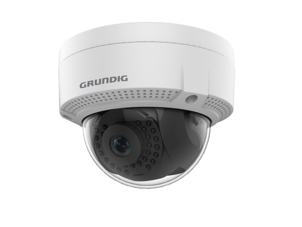 Grundig GD-CI-CC2616V 2mp Dome Camera Image