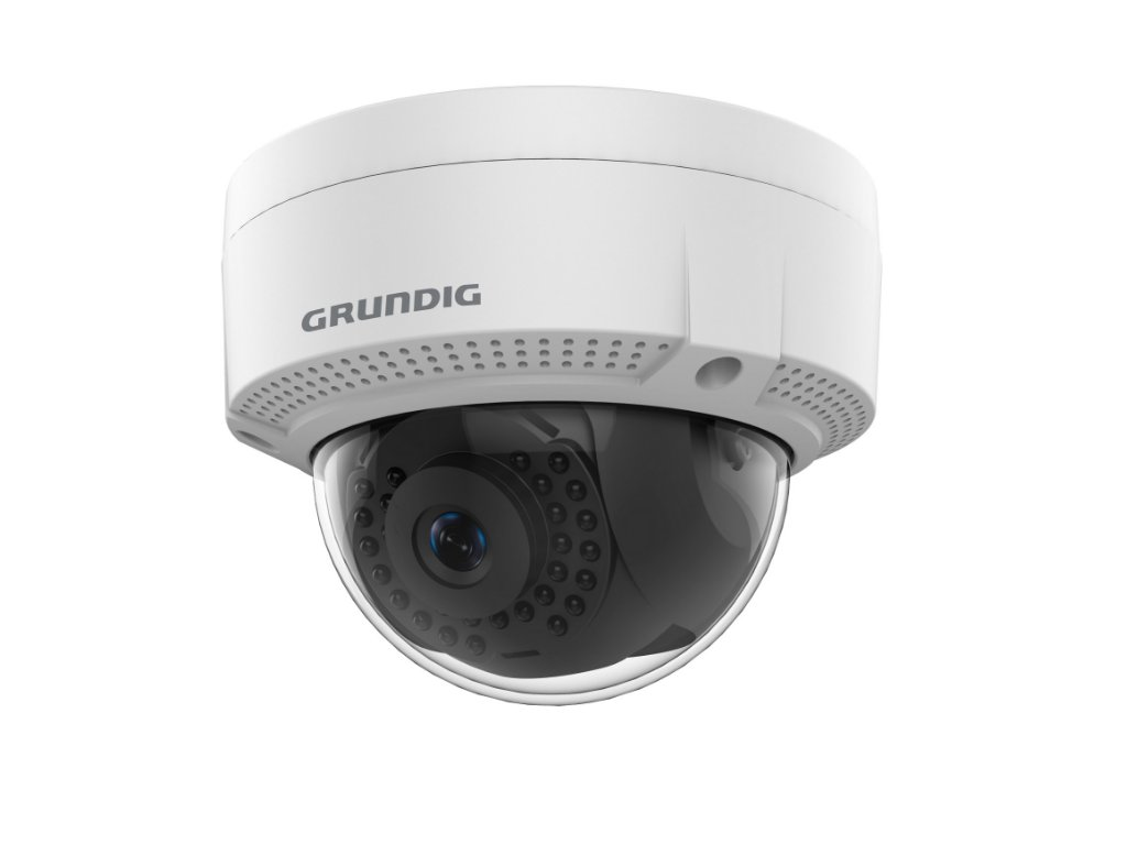 Grundig GD-CI-CC4617V 4mp Mini Fixed Dome Camera Image