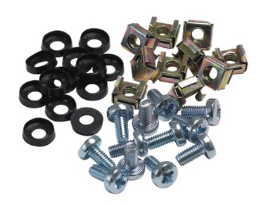 M6-CN M6 Cage Nuts x 50