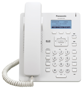 Panasonic KX-HDV130 IP Phone Front