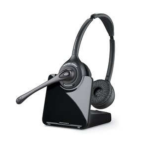 Plantronics CS520 Headset Front
