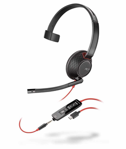 Plantronics CS5210USBC Headset Front