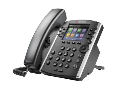 VVX 411 12-line Phone Reduced