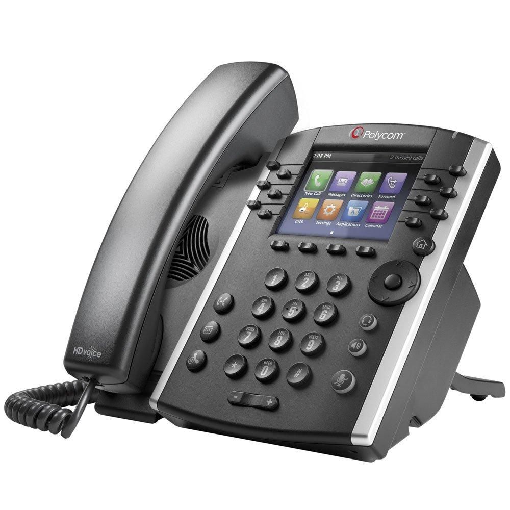 Polycom VVX410 IPphone Front