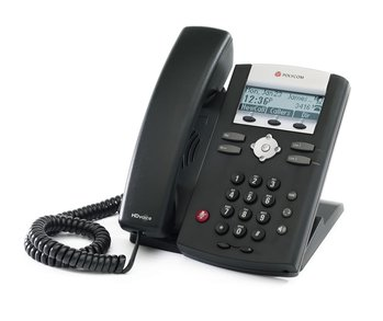Polycom IP335 IP Phone Front