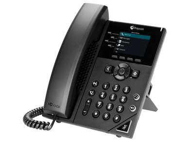 VVX 250 IP Phone - Reduced