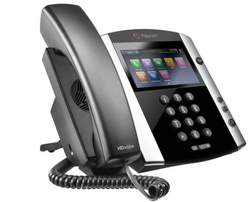 Polycom VVX 500 IP Phone Side