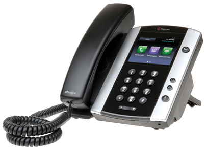 Polycom VVX 500 IP Phone