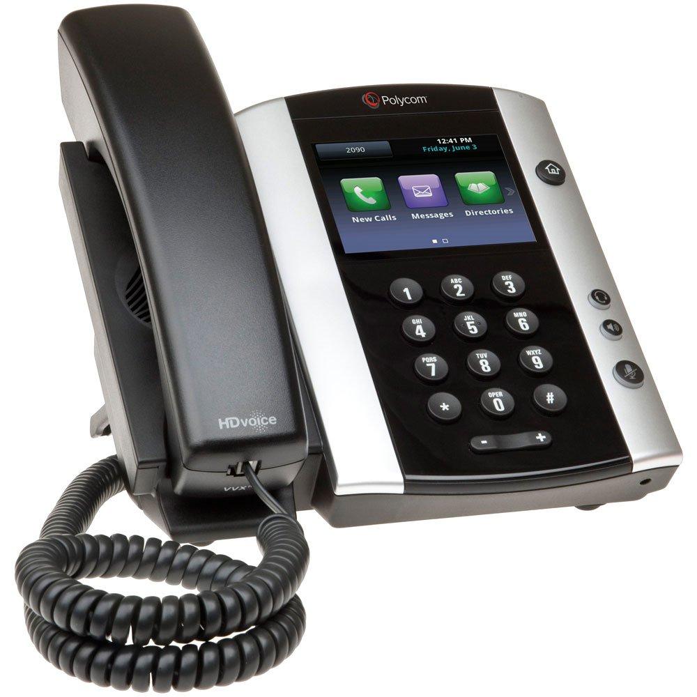 polycom vvx501 IPphone front