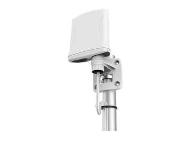 XPOL-1 Omni Directional LTE Cross Polarised Antenna Front Angle