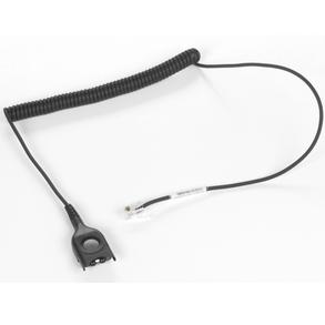 Sennheiser CSTD24 Headset Front