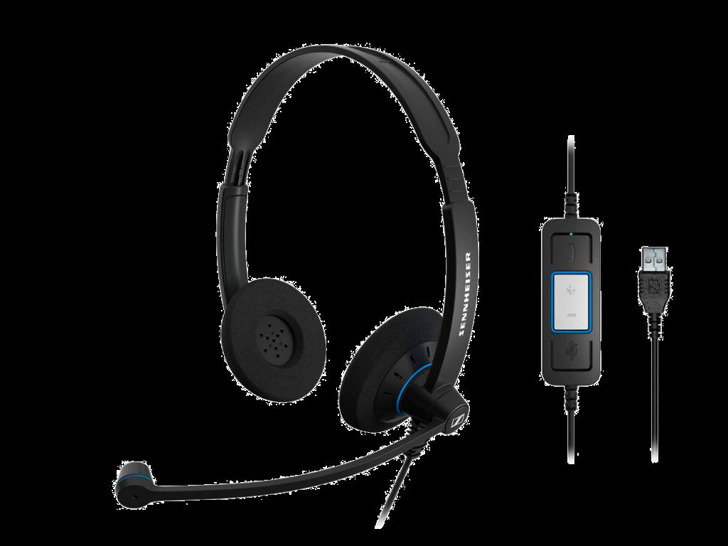 SC60 USB CTRL Sennheiser headset