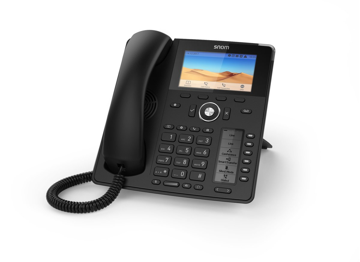Snom D785 IPPhone Front