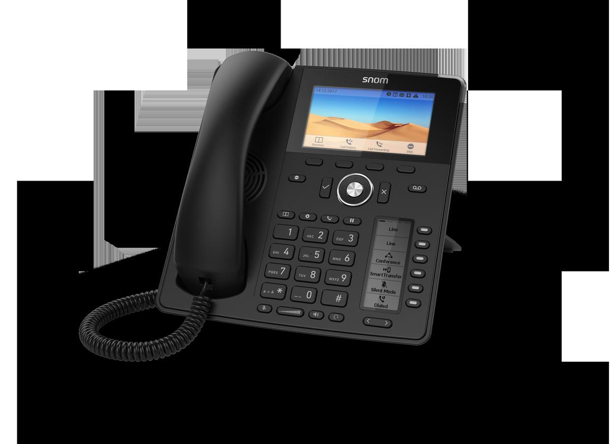 Snom D785 IPPhone Front