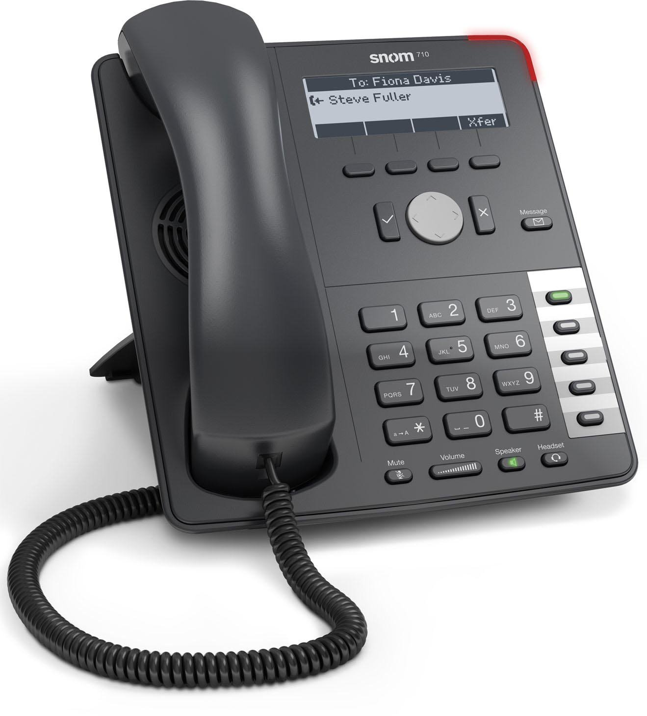 Snom D710 IP Phone