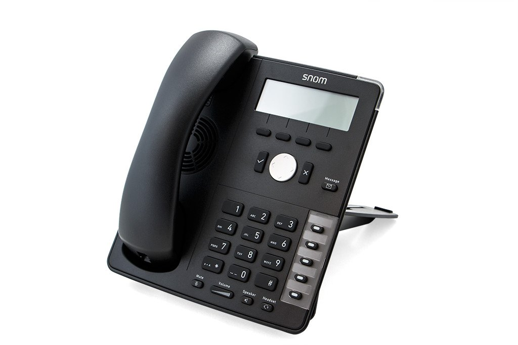 Snom D715 IP Phone Front