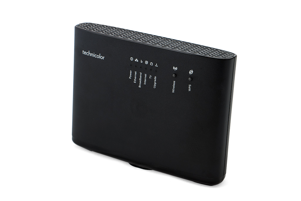 Technicolor TG588v V2 ADSL2+/VDSL Wifi Router