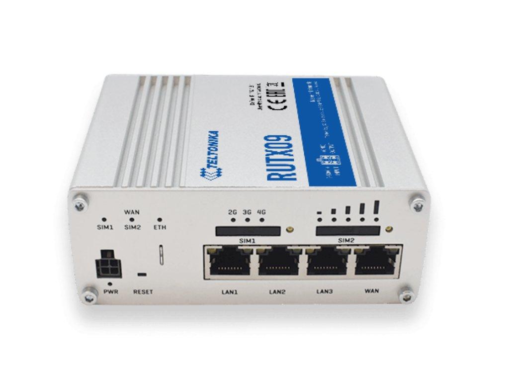RUTX09 WiFi Router