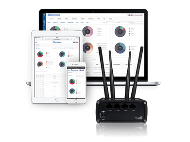 Teltonika Remote Management System For Teltonika 3G/4G Routers
