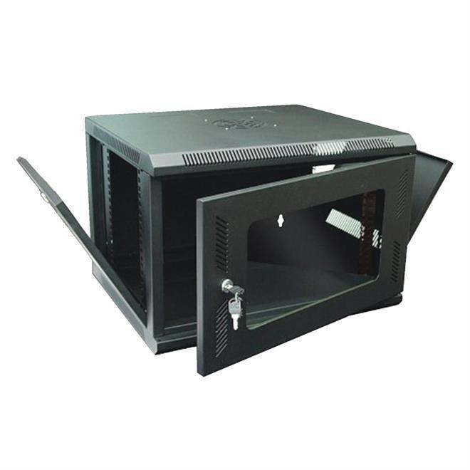 Titan 9U 450mm Deep Wallbox