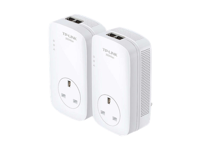 TPLink TLPA9020PKIT WifiAccessPoint Duo RF Right