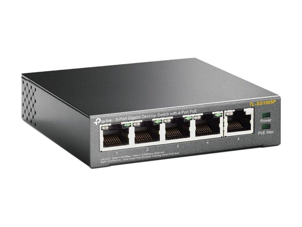 TP-Link-TLSG1005P