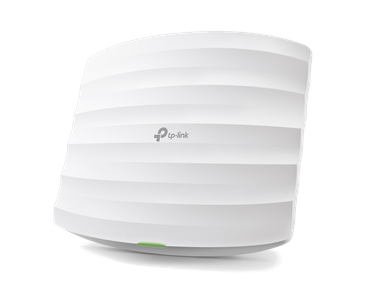 TP-Link EAP225 Wireless Wall and Ceiling Mountable Access Point-Front