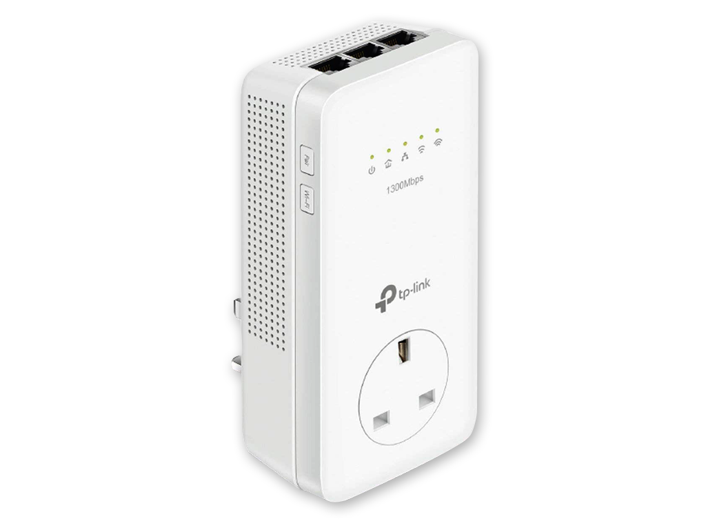 TP-Link TL-WPA8630 Powerline Adapter