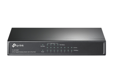 TP-Link TLSG1008P Switch Front