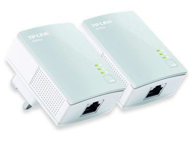 TP-Link TL-PA4010KIT Powerline Adapter Kit Front