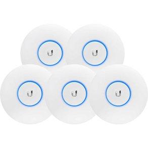 Ubiquiti 5 x UAP AC LR Wifi Access Point 5Pack