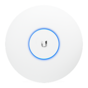 Ubiquiti UAPACPROE WifiAccessPoint Front