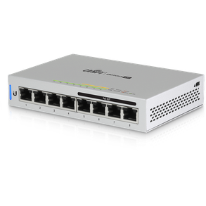Ubiquiti US860W Switch angle