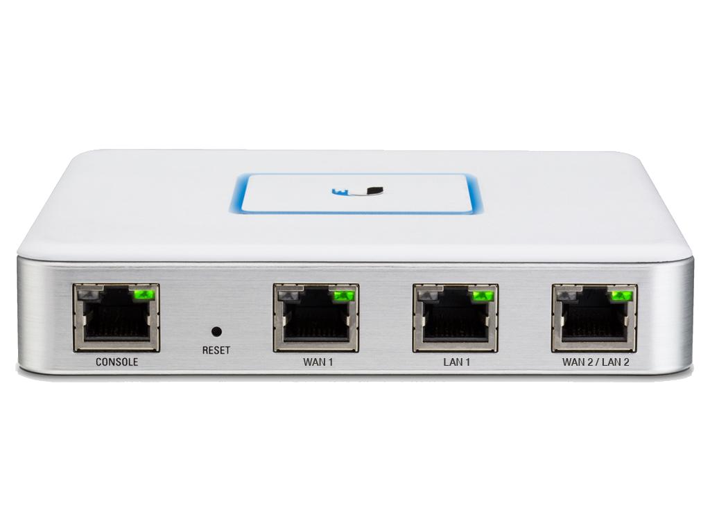Ubiquiti USG Router Front