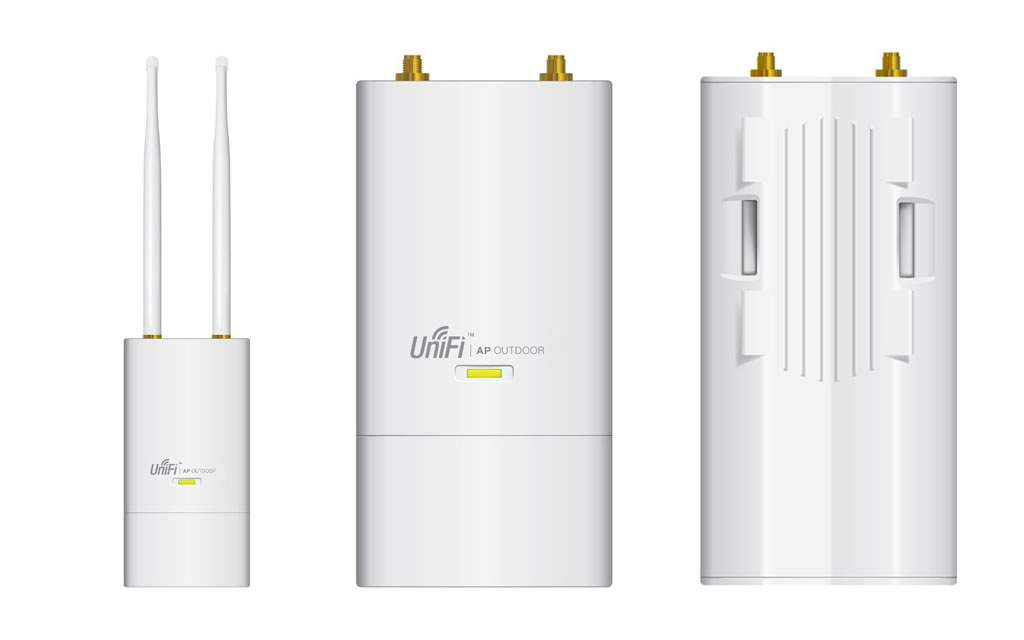 Ubiquiti UAP OUTDOOR+ Wifi Access Point Aerials
