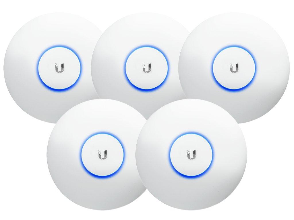 Ubiquiti Unifi AP AC PRO WiFi Access Point 5 pack