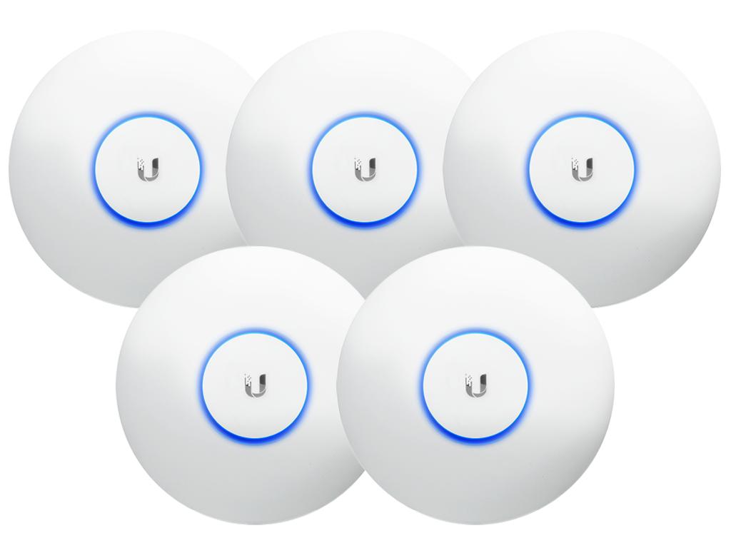Ubiquiti Unifi Ap Ac Pro Radio Access Point 5 Pack Netxl