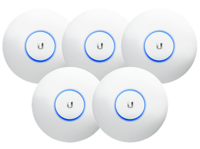 Ubiquiti Unifi AP AC PRO WiFi Access Point 5 pack