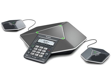 Yealink CP860 2CPE80 IP Conference Phone 2 External Microphones