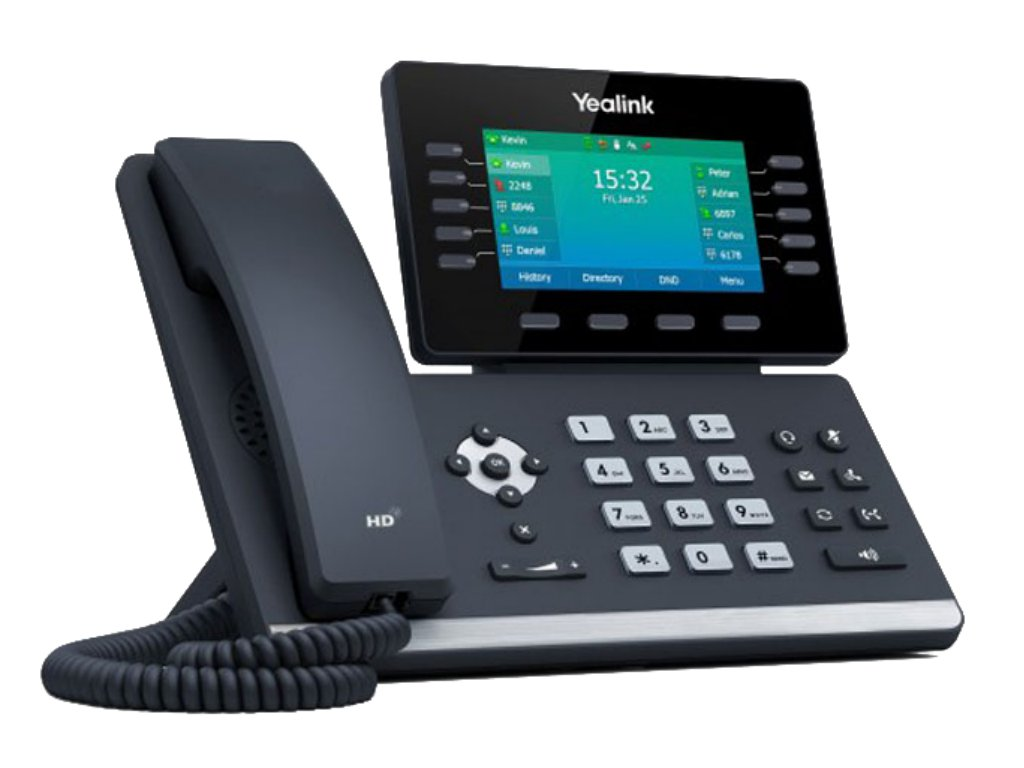T54W 16 Line IP Phone